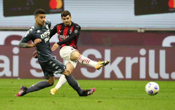 Milan-Real Madrid, da Brahim Diaz a Jovic: le trattative