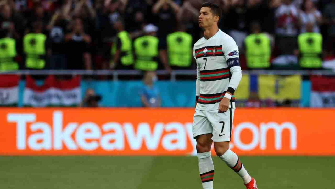 EURO 2020, Cristiano Ronaldo batte due nuovi record: i numeri