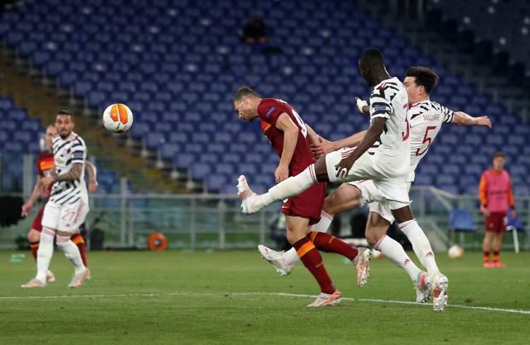 Dzeko Juventus