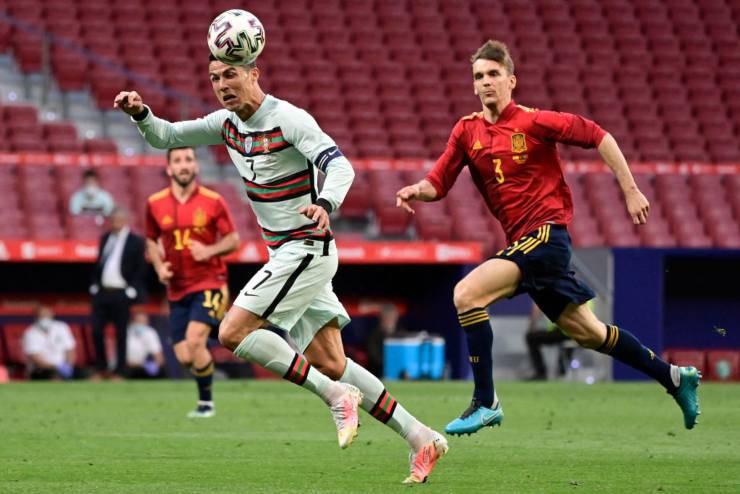 Euro 2020, le maglie più strane: Portogallo