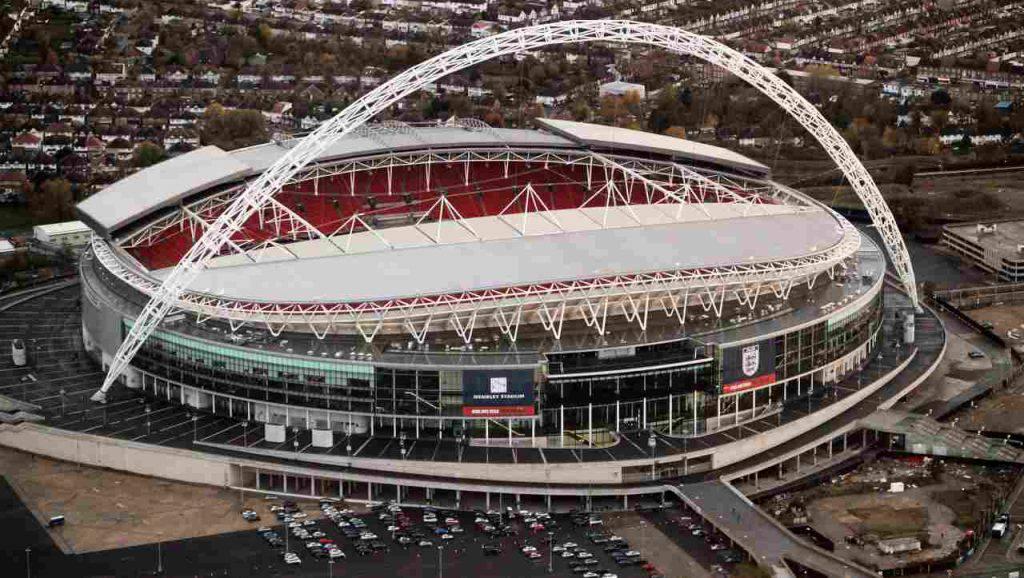 EURO 2020, lo stadio di Wembley