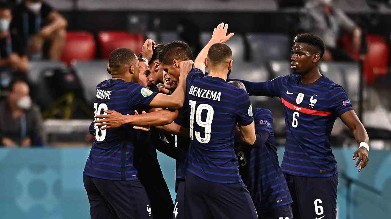 Francia Germania Highlights