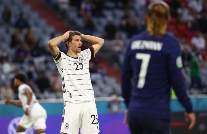Germania Francia Highlights