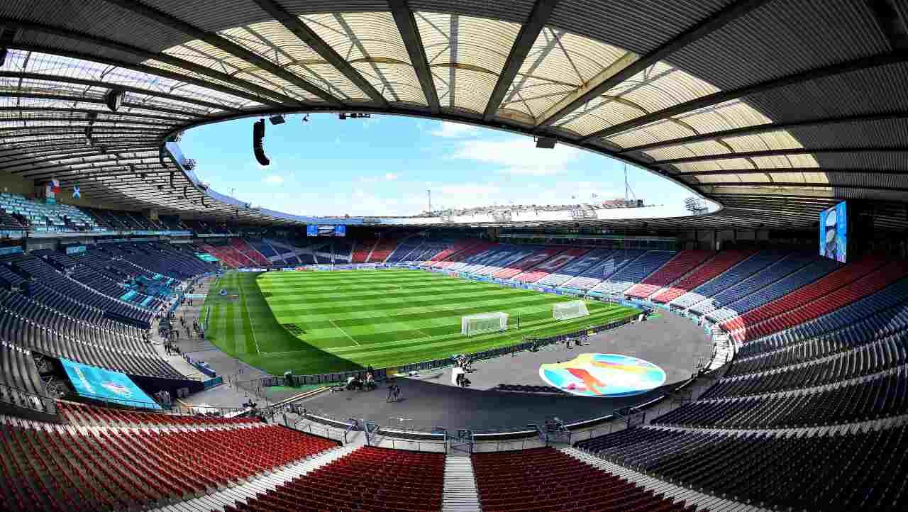 EURO 2020, tutto su Hampden Park di Glasgow: storia, design, partite