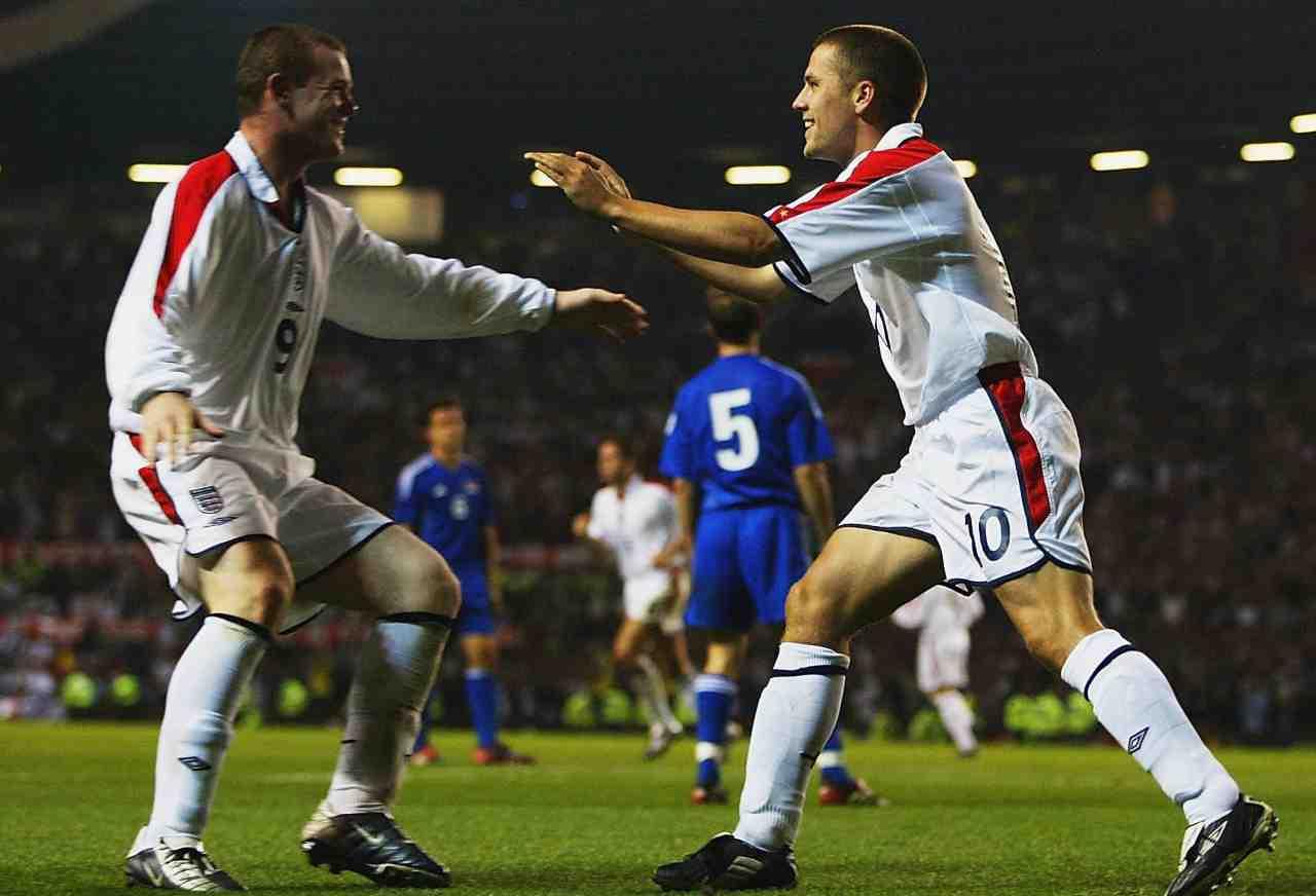 inghilterra Rooney Owen