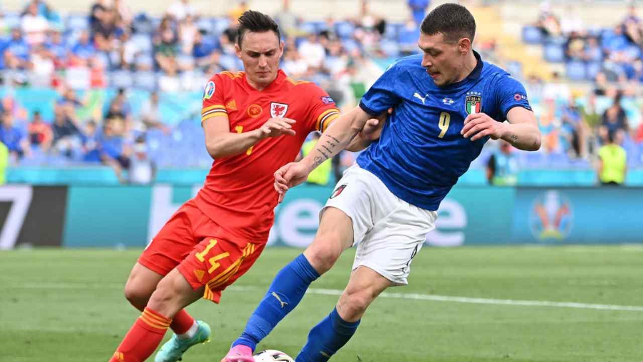 EURO 2020 highlights Italia-Galles: gol e sintesi partita - Video