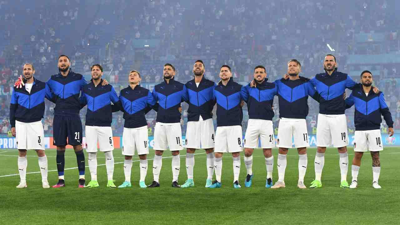 Italia Austria EURO 2020