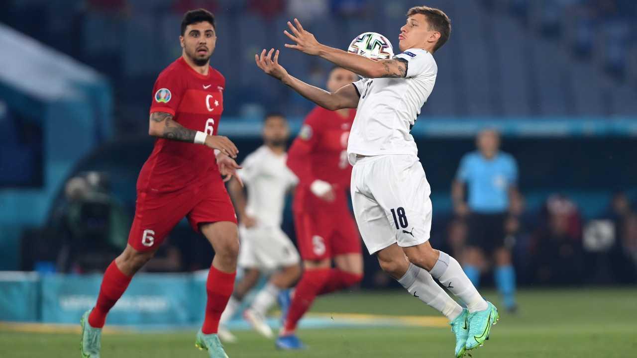 EURO 2020 Moviola Italia Turchia