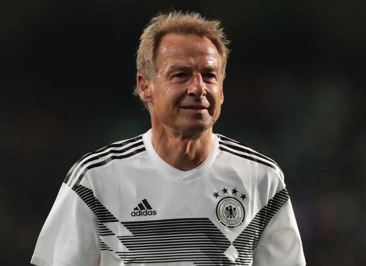 Jurgen Klinsmann interessatissimo al posto di allenatore del Tottenham