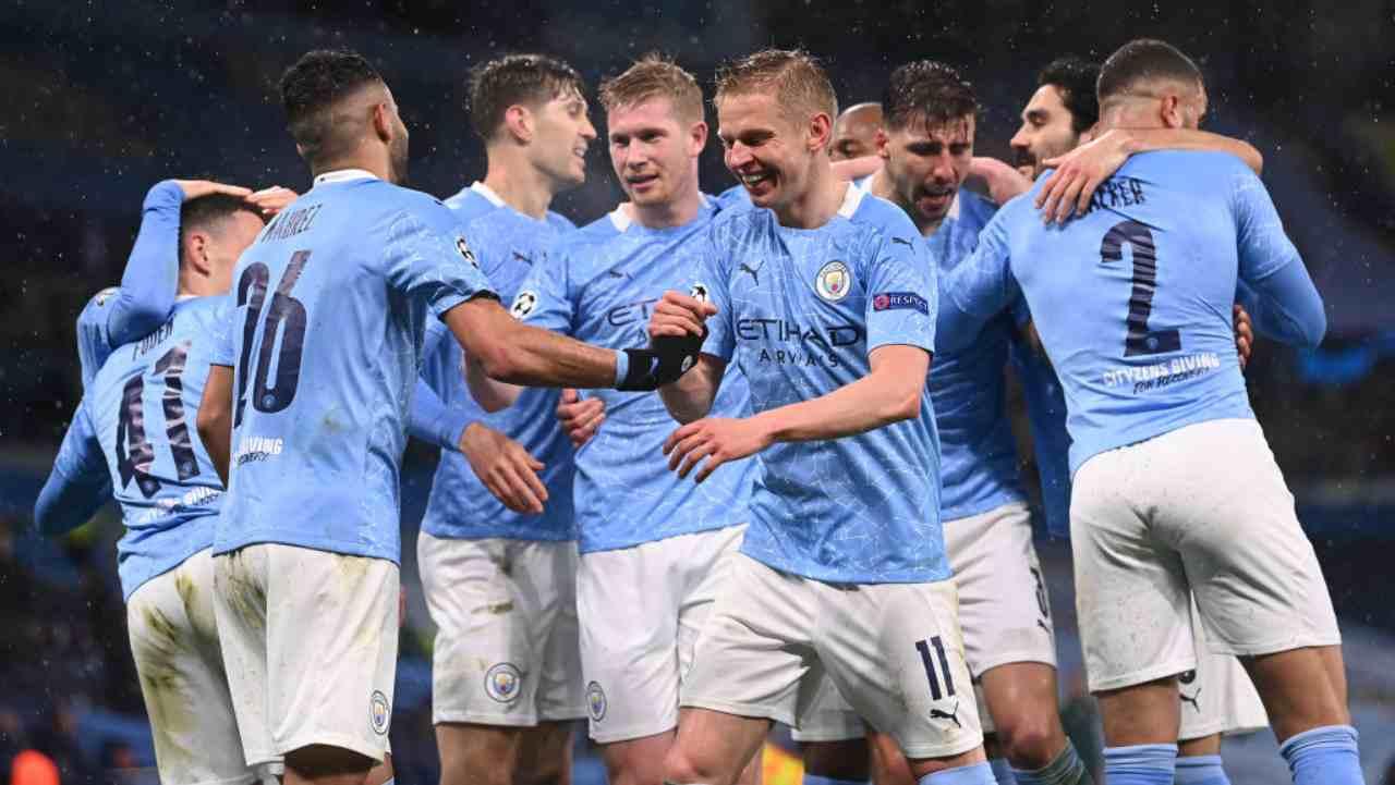 Manchester City, pronti 100 milioni di sterline: vicino l'acquisto dei record