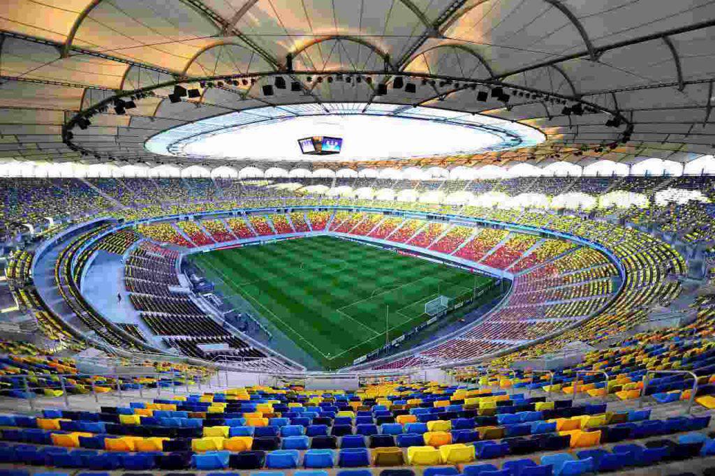 EURO 2020, tutto sull'Arena Nazionale di Bucarest: storia, design partite