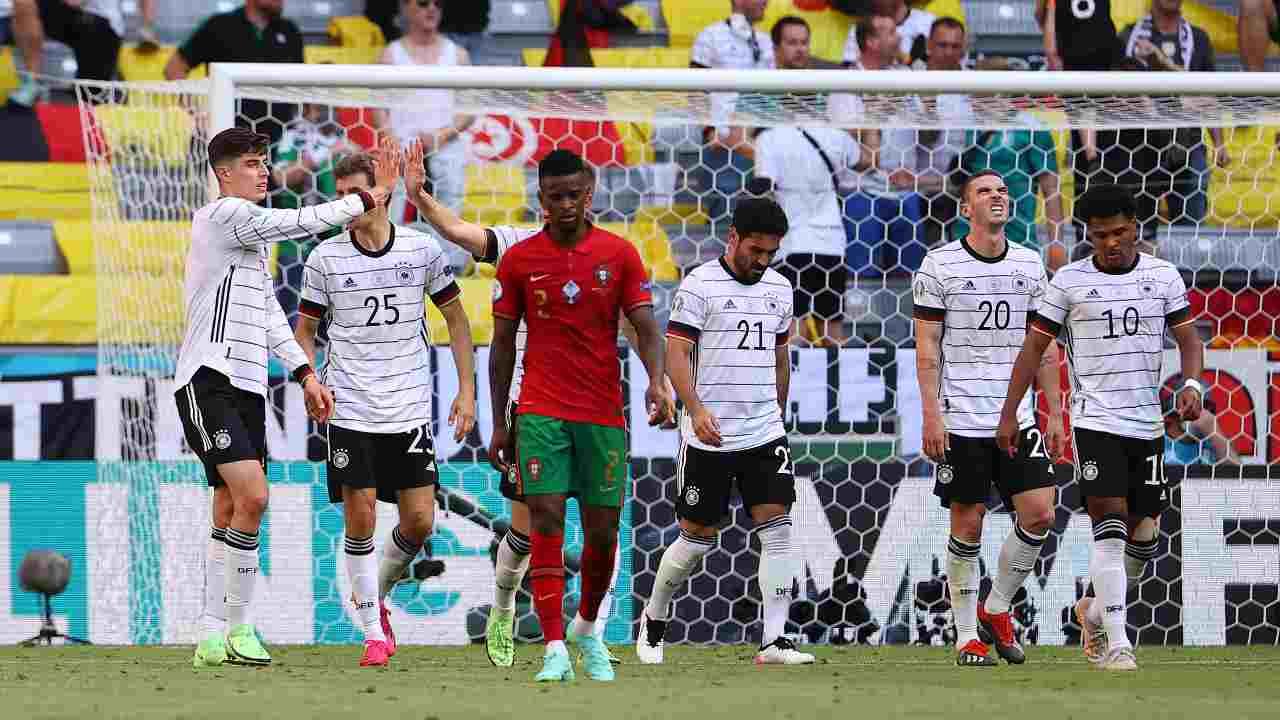 Portogallo-Germania