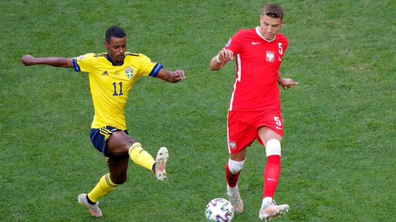 EURO 2020 highlights Svezia-Polonia