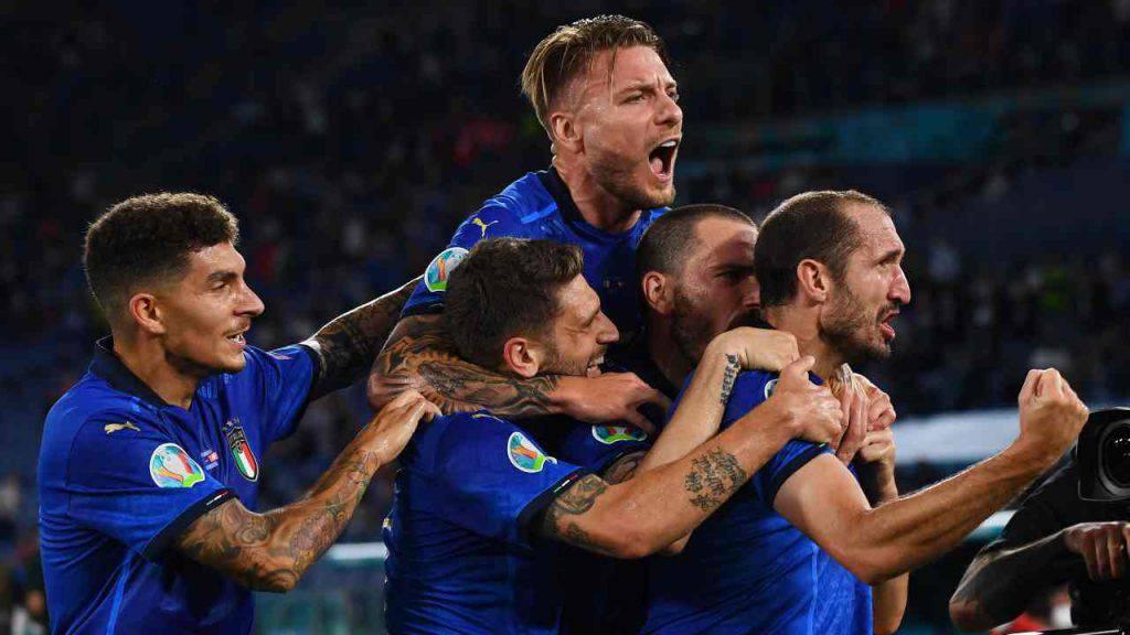 EURO 2020 Italia-Svizzera (Getty Images)