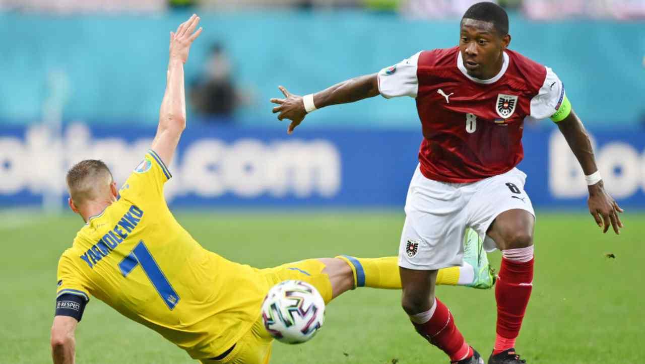 EURO 2020 highlights Ucraina-Austria,