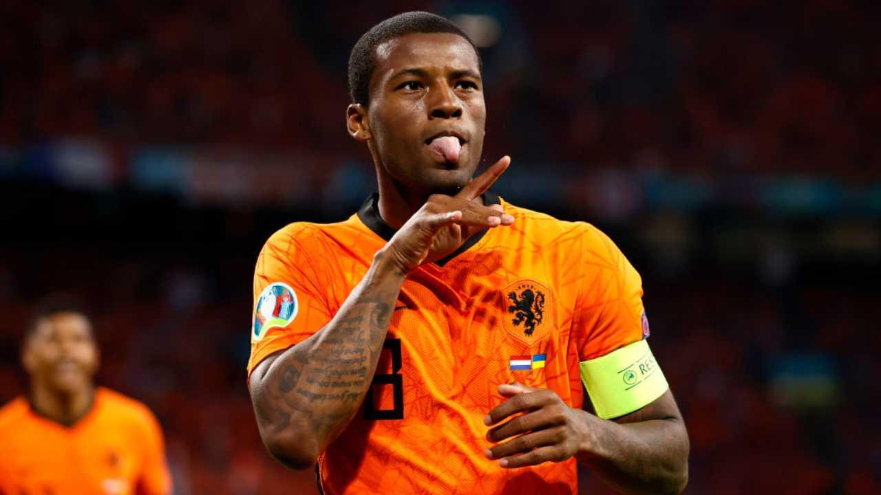 EURO 2020 Olanda Wijnaldum