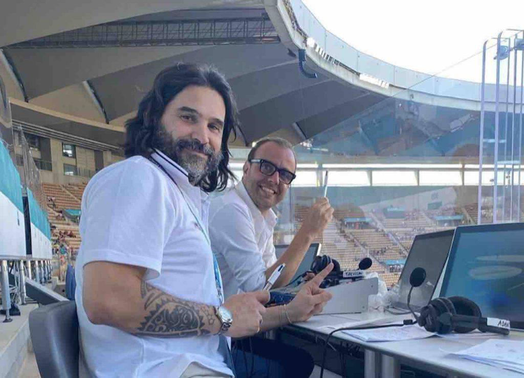 Adani addio a Sky Sport (Instagram)