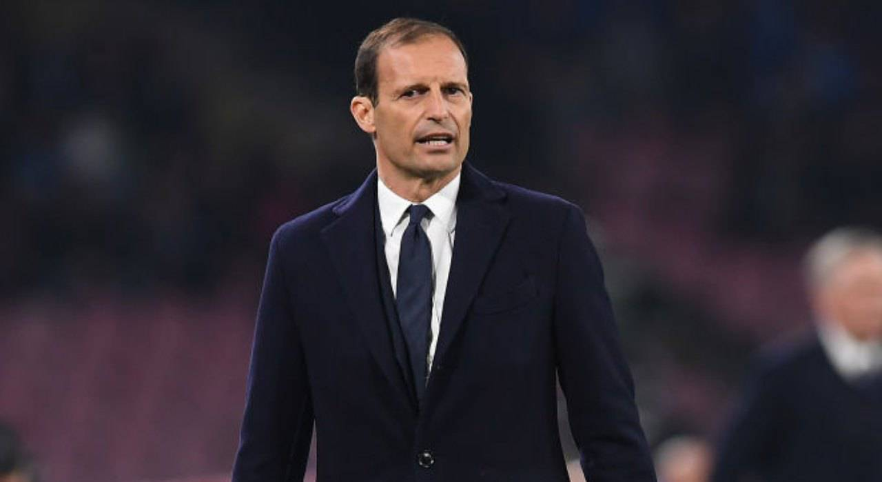 Allegri infuriato Juve-Cesena
