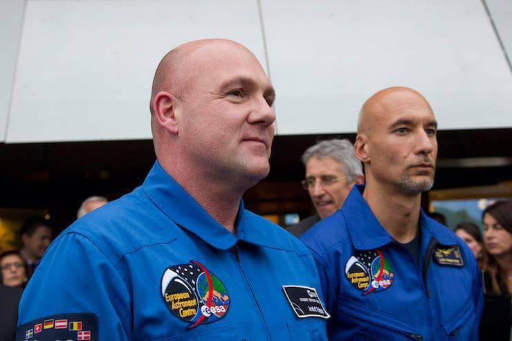 Astronauta criticato in Rete (Getty Images)