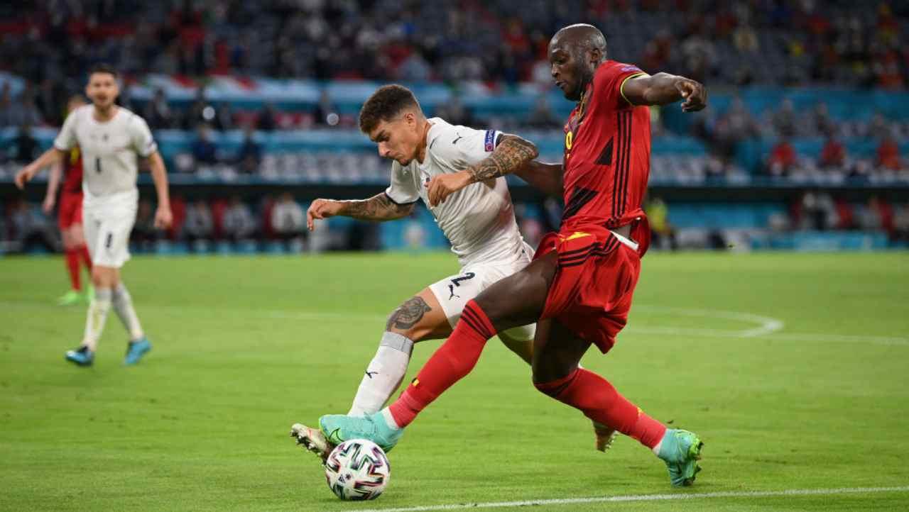 Belgio Italia Highlights EURO 2020