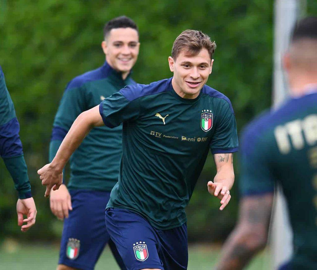 Calciomercato Inter Barella nel mirino di un top club inglese (Getty Images)