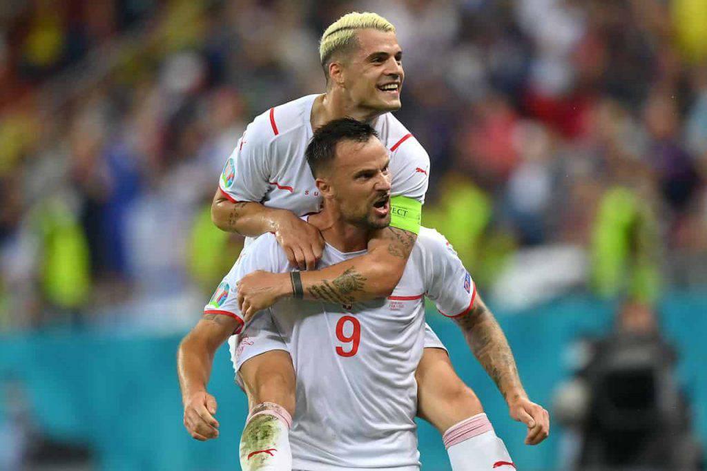 Calciomercato Roma Xhaka si avvicina (Getty Images)