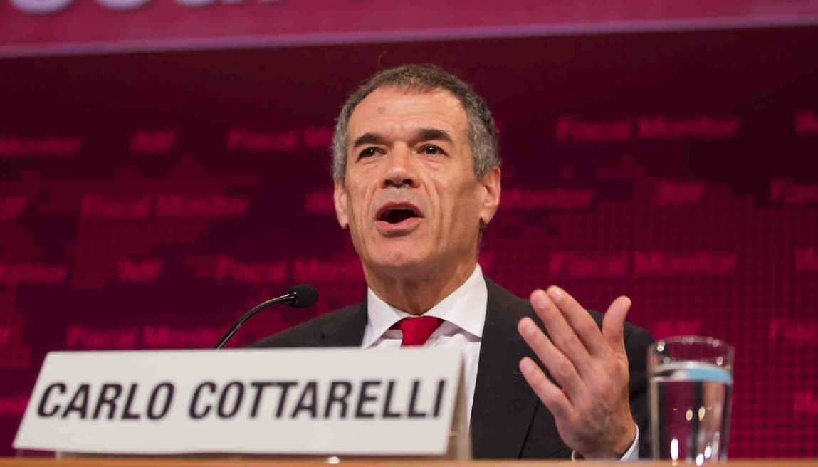 Carlo Cottarelli e Interspac