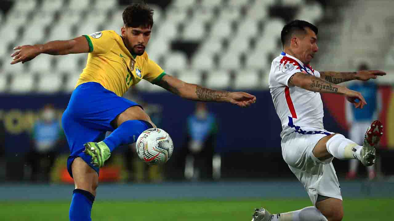 Copa America Brasile