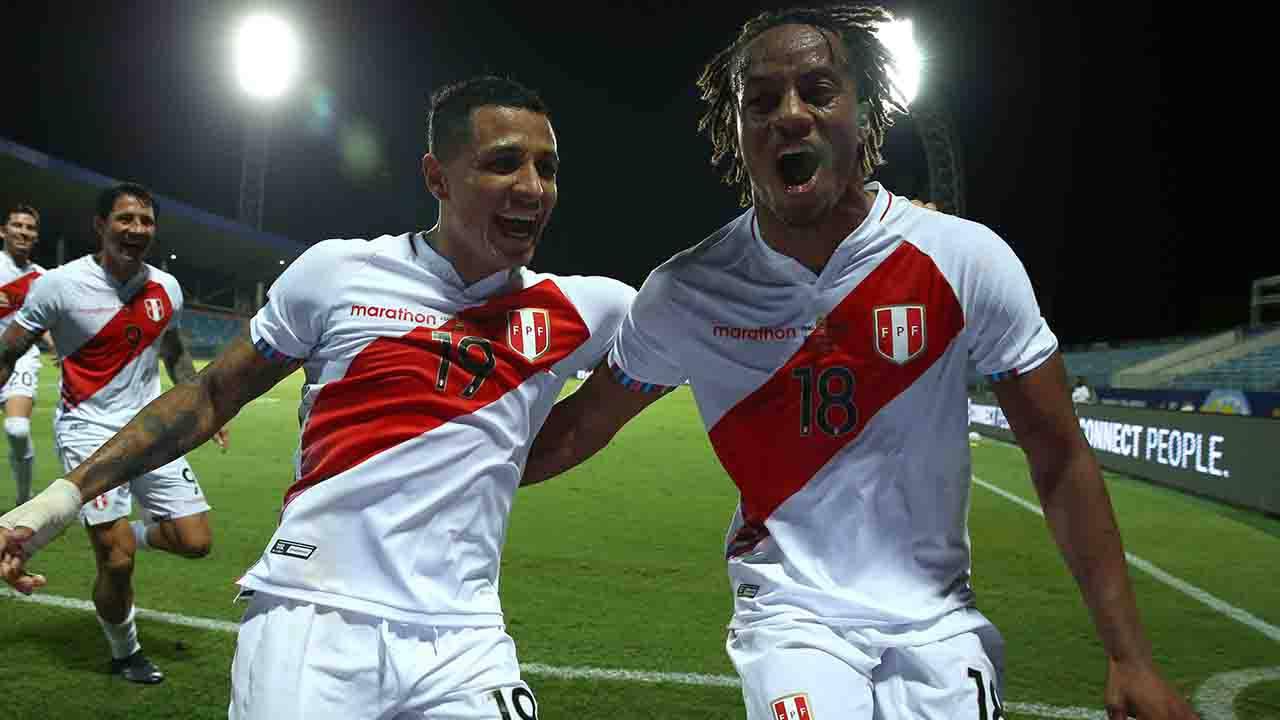 Copa America Perù