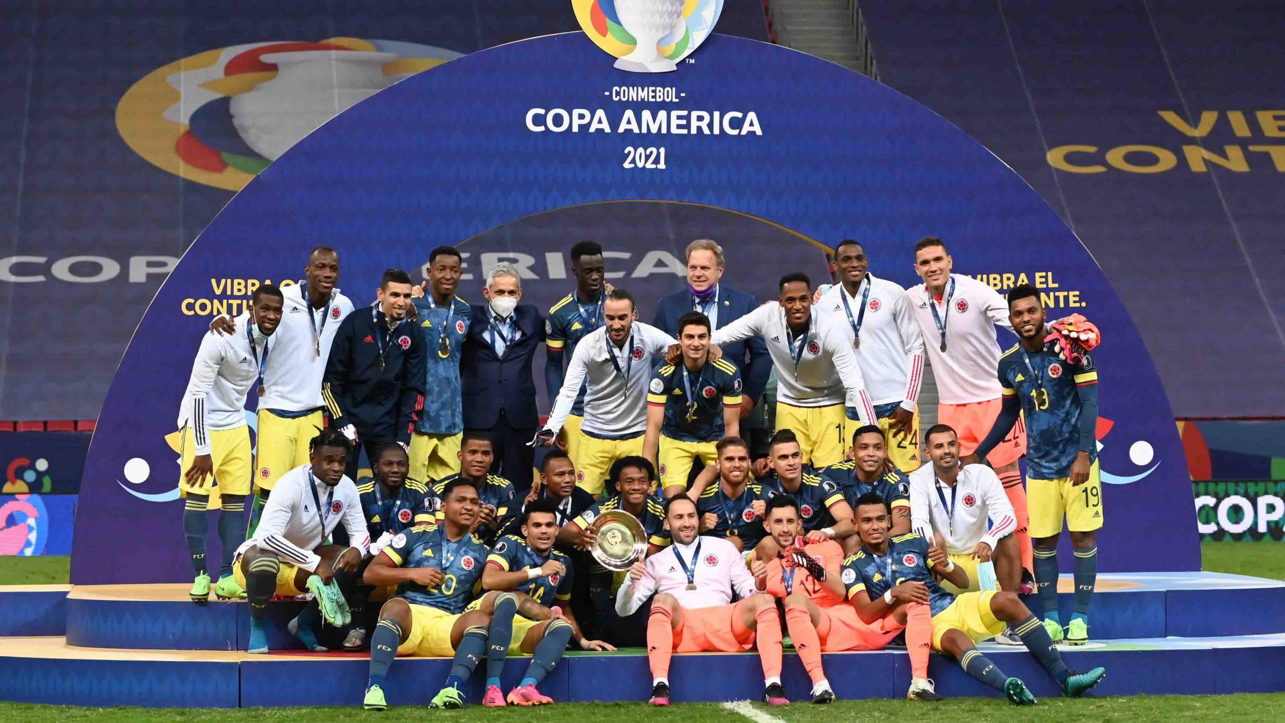 Copa America, Colombia
