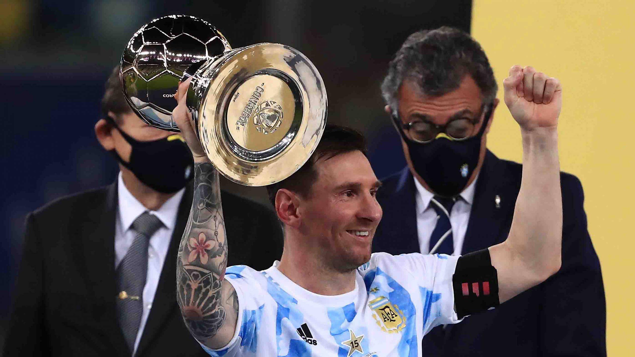 Copa America Messi