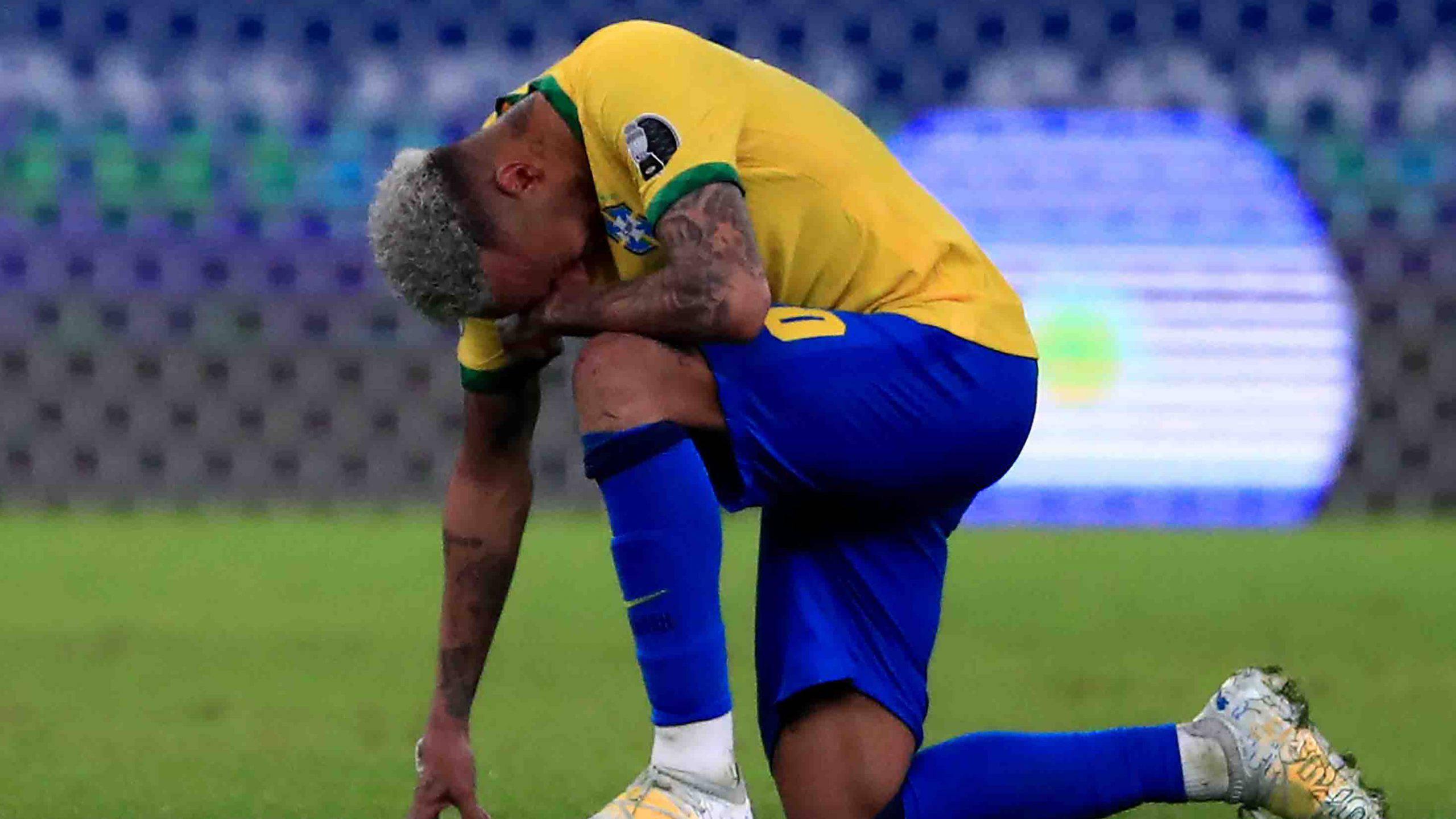 Copa America Neymar