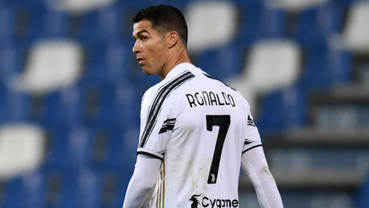 Cristiano Ronaldo Barcellona
