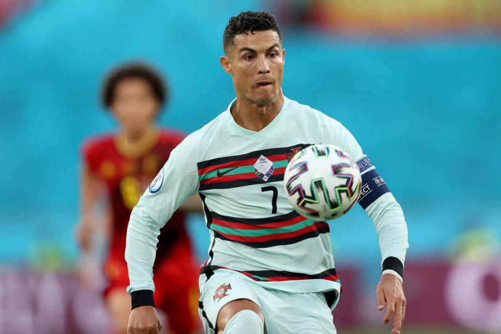 Cristiano Ronaldo Edi Mubarak