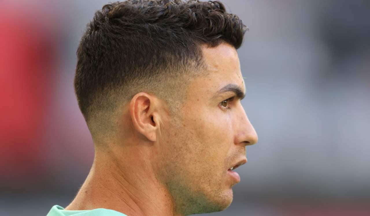 Cristiano Ronaldo deriso