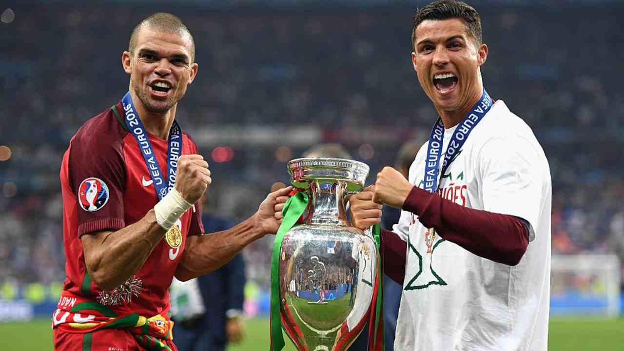 Champions Europei Vincitori