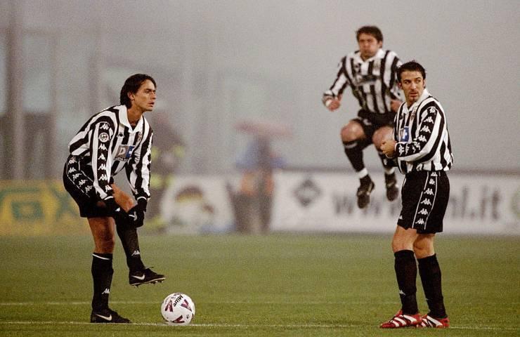 Del Piero e Inzaghi