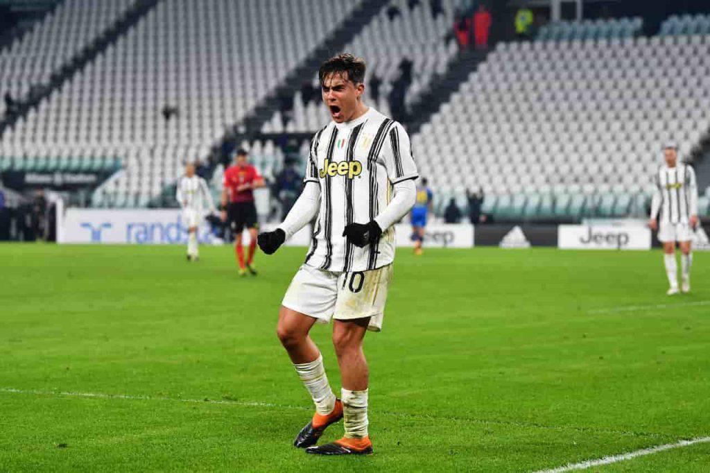 Dybala Juventus rinnovo (Getty Images)
