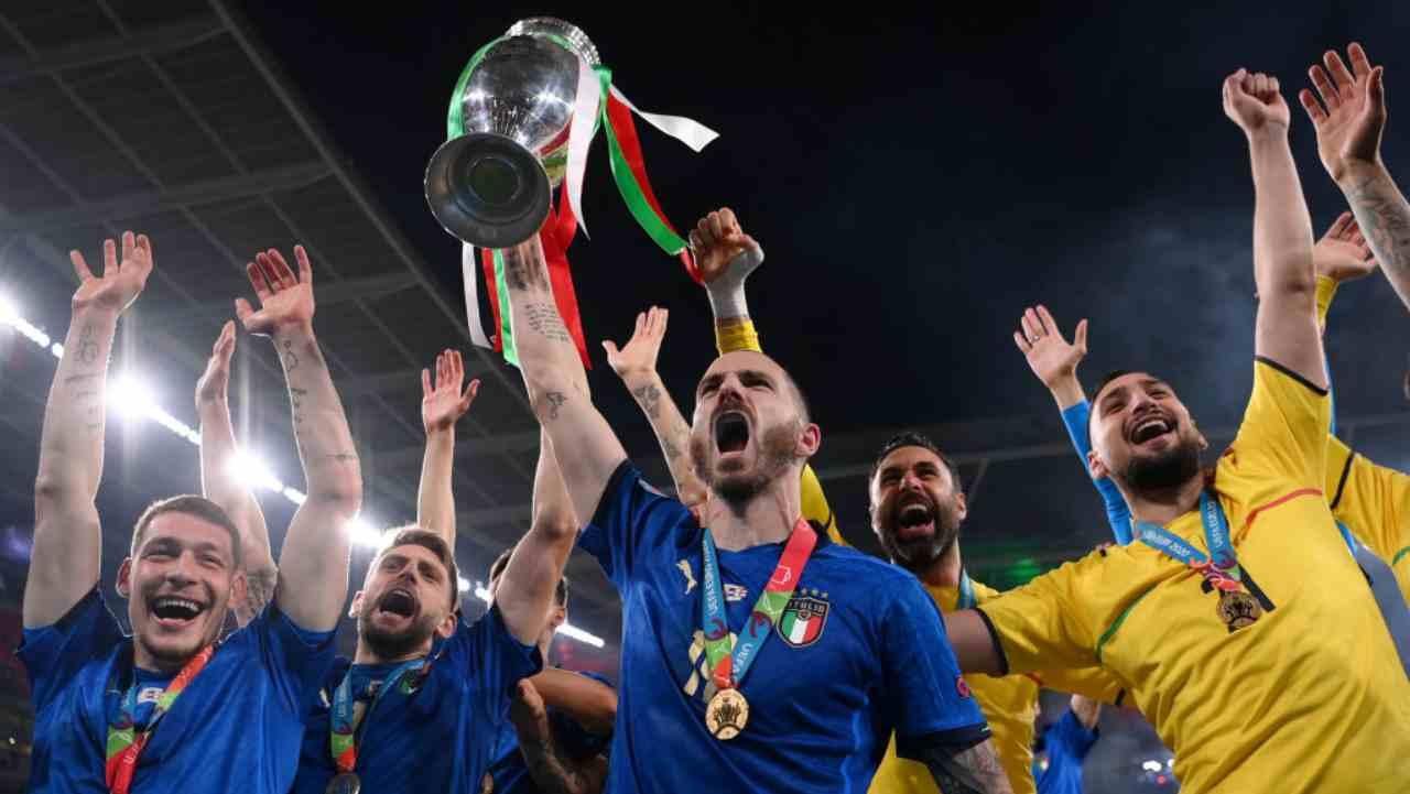 Italia Scommessa Europei Mondiali