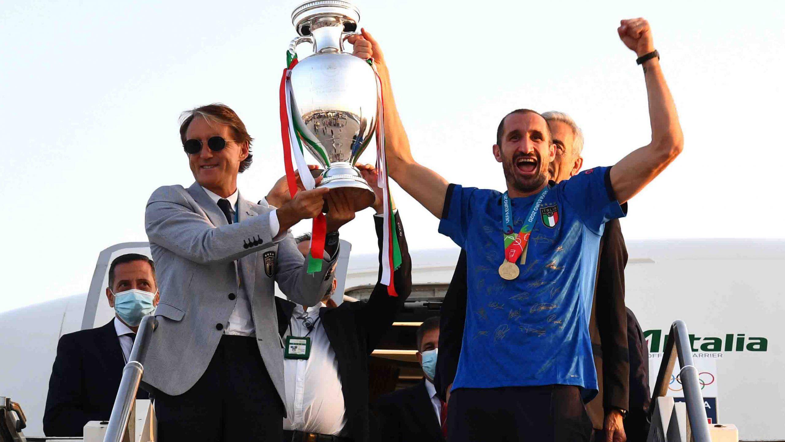 Pallone d'Oro 2021 Italia