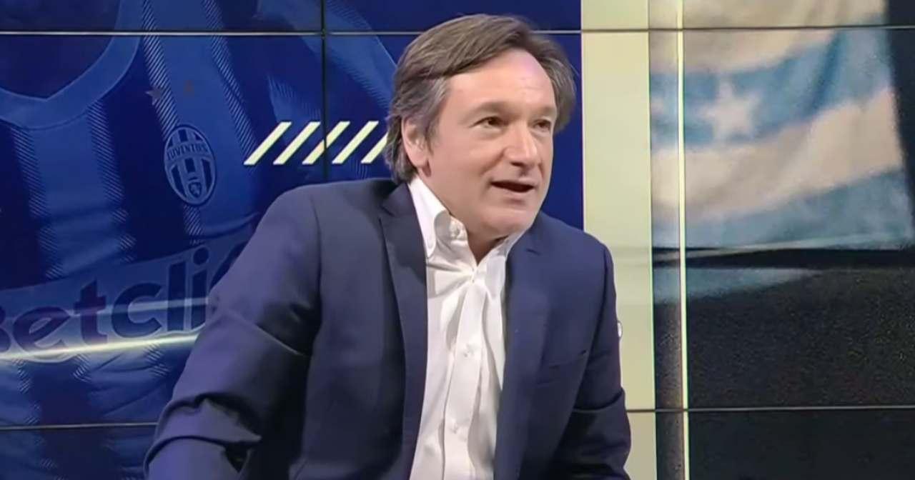 Fabio Caressa scomessa