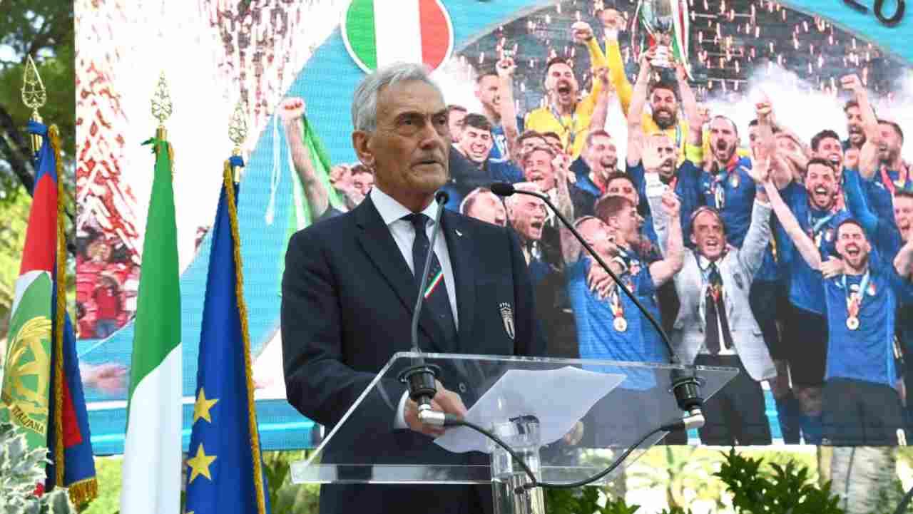 Gravina Italia Europei Mondiali