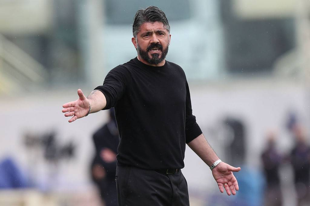 Gattuso-Fiorentina