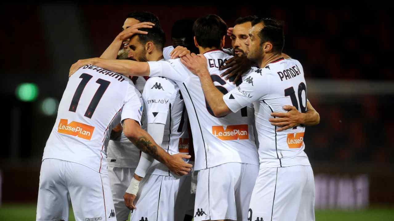 Genoa PSG Covid