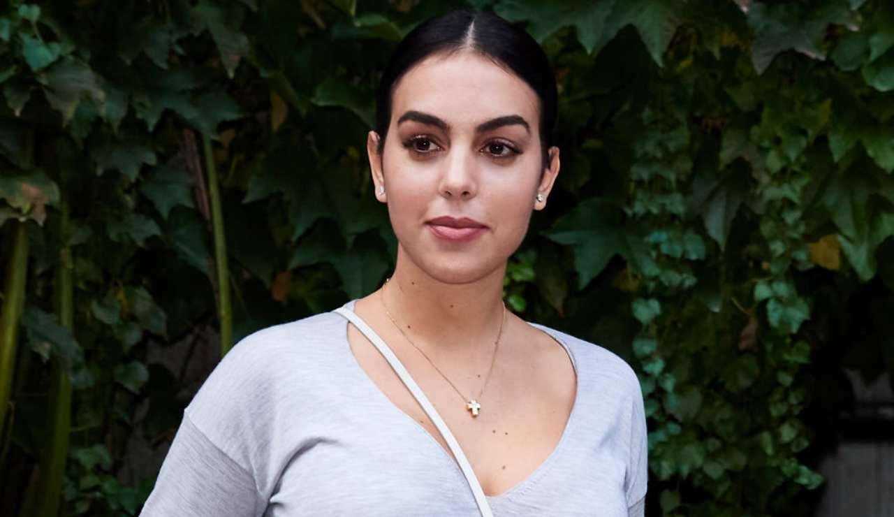 Georgina Rodriguez modella