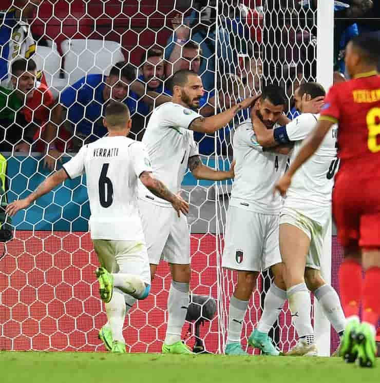 I difensori azzurri fanno gola a diversi club europei (Getty Images)