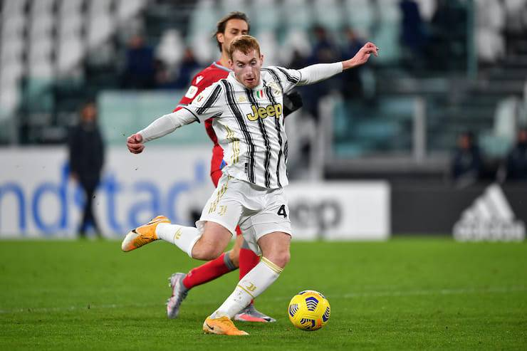 Il centrocampista della Juve tra pallone e amore (Getty Images)