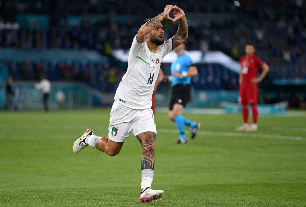 Insigne Milan si può (Getty Images)