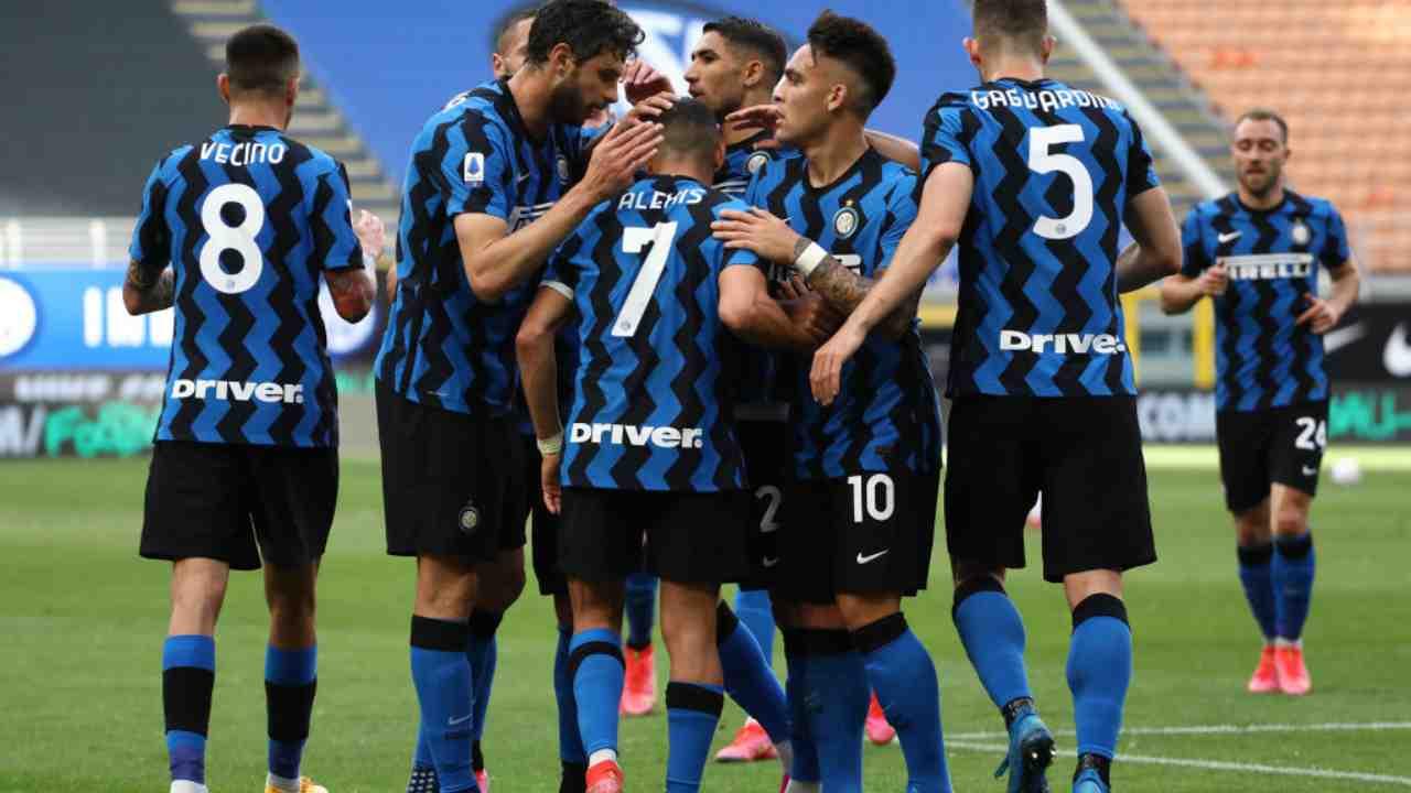 Inter Maglia Tifosi Social
