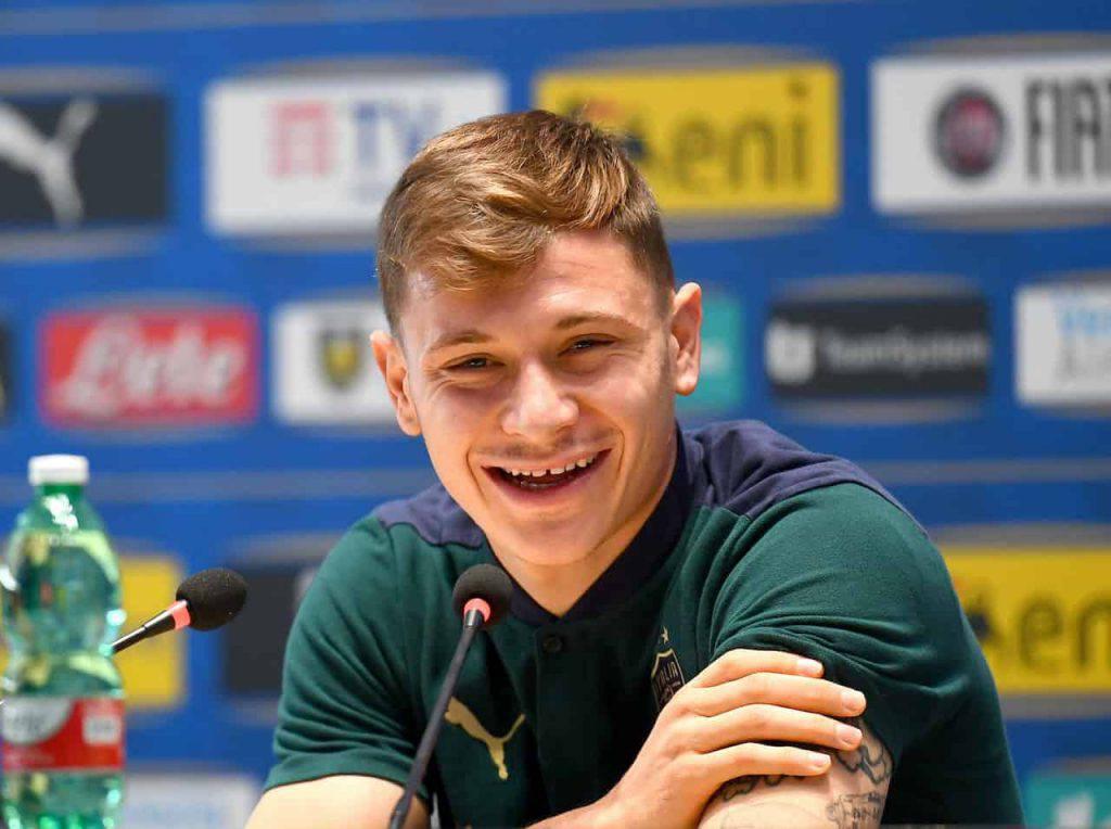 Italia Barella lettera al centrocampista (Getty Images)